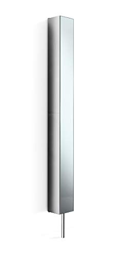 Lineabeta 51505.29 Drehsäule, Serie Pika, Edelstahl, glänzend