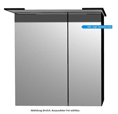 PELIPAL Solitaire 9025 Spiegelschrank/SPS 01-L/R/Comfort E/B: 65 cm