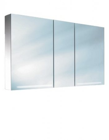 Schneider GRACELINE FL Spiegelschrank aus ALUMINIUM 130cm
