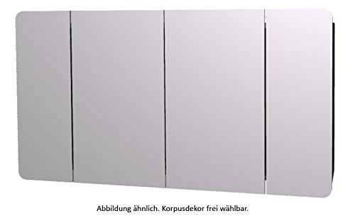 PELIPAL Solitaire 9005 Spiegelschrank/SPS 08 / Comfort N/B: 130 cm